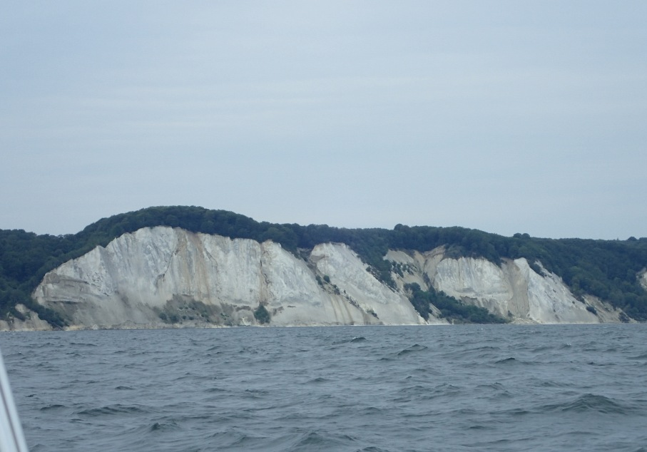 Back in Swedish waters